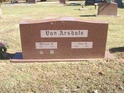 William Garrett Van Arsdale