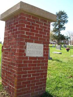 Syracuse Cemetery