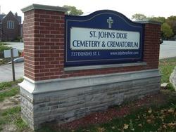 Saint John's Dixie Cemetery