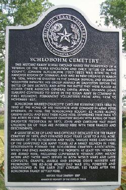 Schlobohm Cemetery