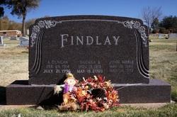 Alexander Duncan Findlay