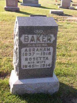 Abraham Baker