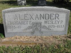 Margaret E. Alexander