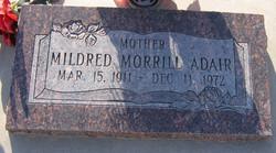 Mildred <i>Morrill</i> Adair