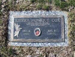 Kierra M. <i>Cox</i> Hunter