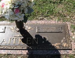 Jane <i>Edmonds</i> Aitken