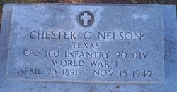 Chester C. Nelson