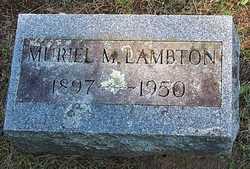 Muriel M. Lambton