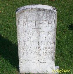 Fannie R. Littlejohn