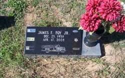James E Foy, Jr