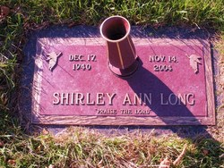 Shirley Ann <i>Wright</i> Long