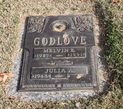 Melvin Eugene Godlove