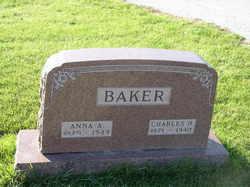 Anna Althea <i>Hite</i> Baker