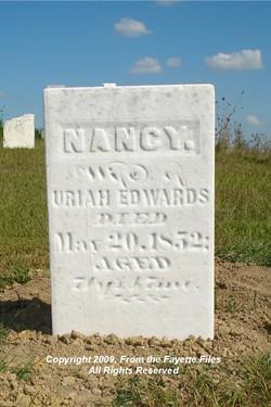 Nancy <i>Gregg</i> Edwards