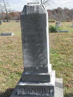 Calvin B. Stanfill