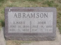 John Abramson