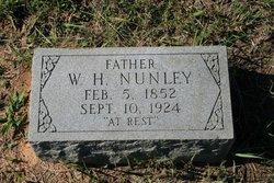 William H Nunley