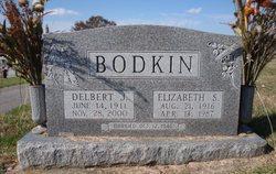 Elizabeth <i>Stone</i> Bodkin