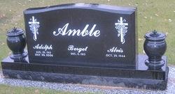 Adolph Amble