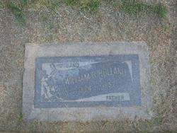 William R Holland
