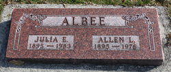 Julia Elizabeth <i>Dodd</i> Albee