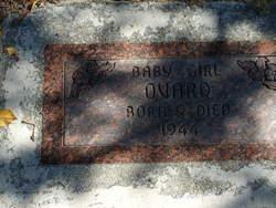 Baby Girl Ovard
