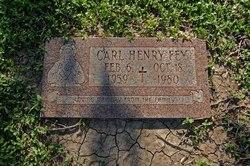Carl Henry Fey