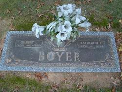 Katherine Lillian <i>Rogers</i> Boyer