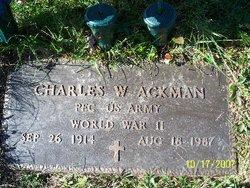 Charles W. Ackman