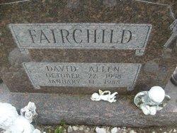 David Allen Fairchild