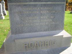 Frederick Roahrig, Sr