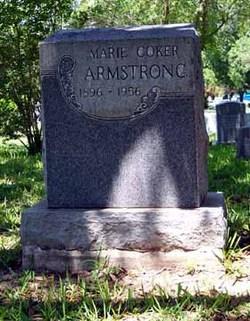Marie <i>Coker</i> Armstrong