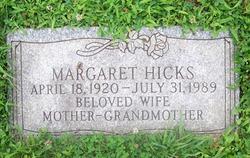 Margaret Hicks