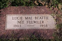 Lucie Mae <i>Fulwiler</i> Beattie