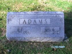 B F Adams