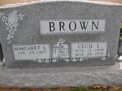 Cecil L. Brown