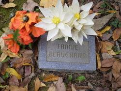 Fannie <i>Murphy</i> Beauchamp