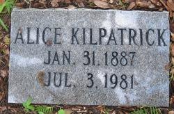 Alice Kilpatrick
