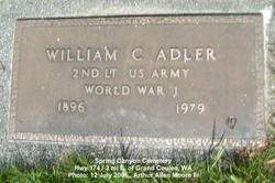 William C. Adler