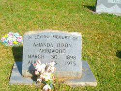 Amanda <i>Dixon</i> Arrowood