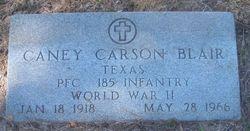 Caney Carson Blair