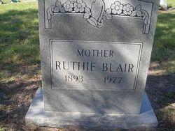 Ruthie Blair