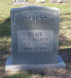 Weldon Blair