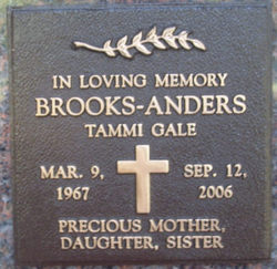 Tammi Gale <i>Brooks</i> Anders
