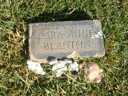 Lara Anne Blanton