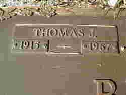 Thomas Jefferson Blitch, Jr