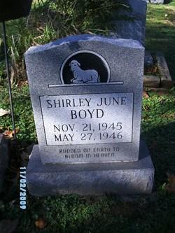Shirley June Boyd