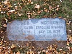 Caroline <i>Kidgell</i> Higson