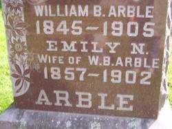 Rev William B Arble