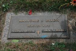 Margaret S Dixon